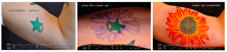 Sunflower Cover Up