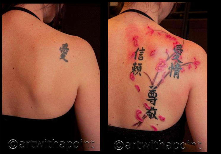 Rework and add Cherry Blossoms