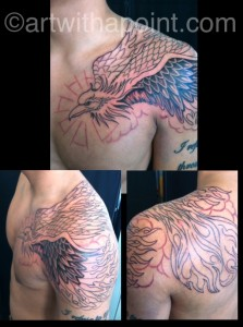Stage 1 of Phoenix Rising