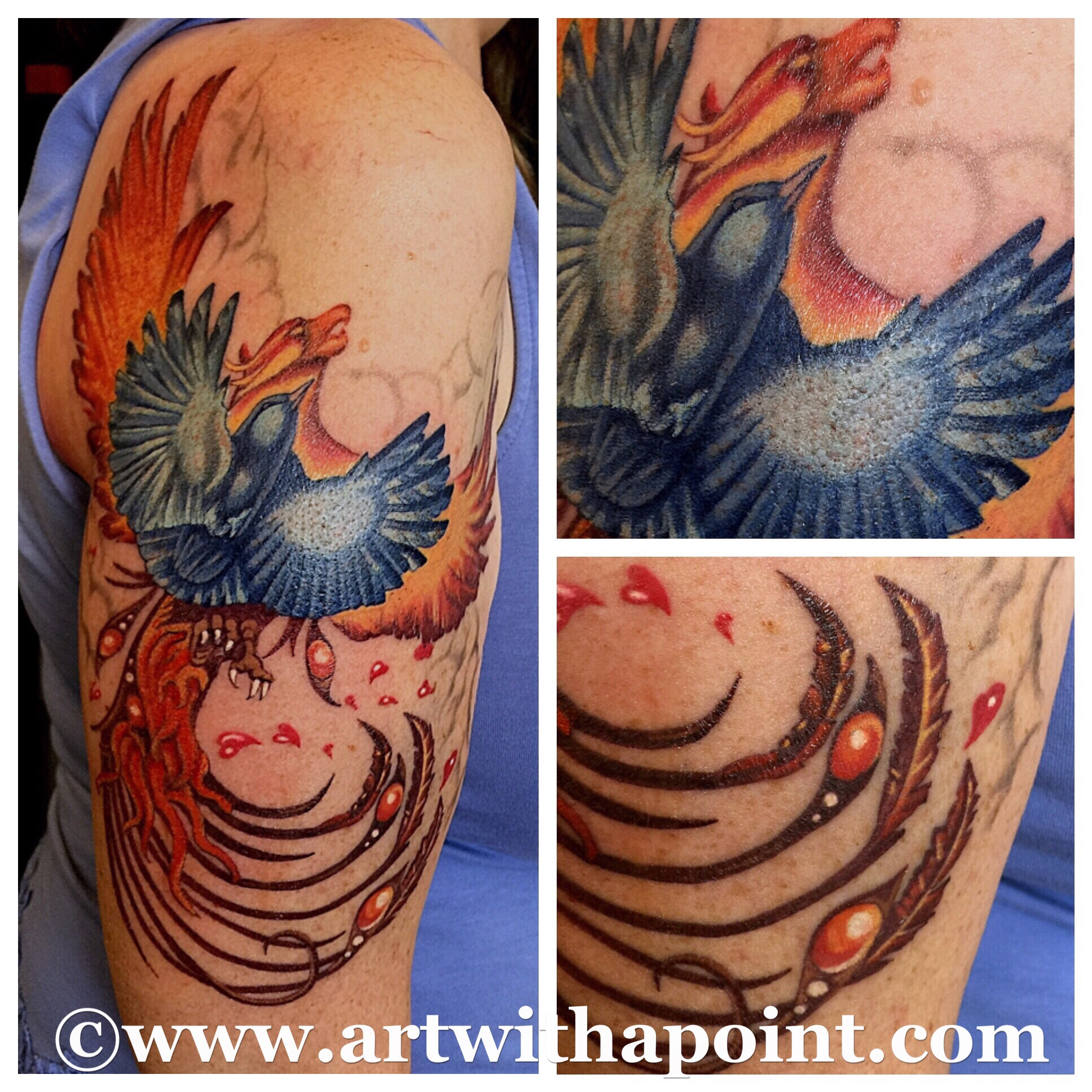 art with a point custom tattoo studio minneapolis