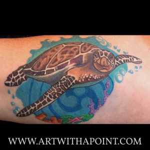 Sea Turtle Celtic